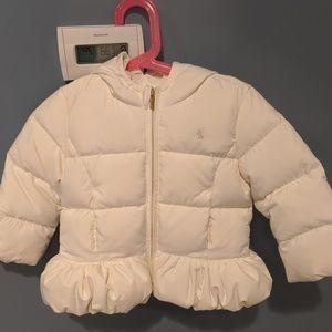 Ralph Lauren girl's winter jacket